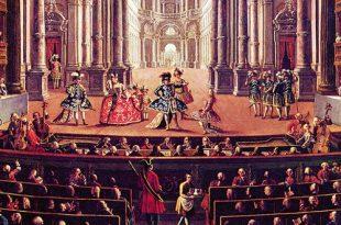 Лекция «Театр XVII-XIX веков: декорационное оформление барокко, классицизма и романтизма».
