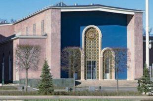 Экспозиция из фондов Музея Востока на ВДНХ.