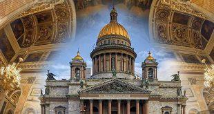 Императорский собор преподобного Исаакия Далматского.