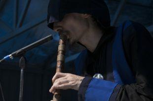 Концерт этно-электронной музыки «Обитель перемен».