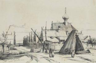 Живописное и археологическое путешествие по России. Репродукции из альбома Андре Дюрана.