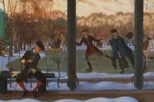 Константин Сомов (1869–1939). К 150-летию со дня рождения.