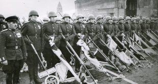 Историко-документальная выставка «1944-1945. В штабах Победы».