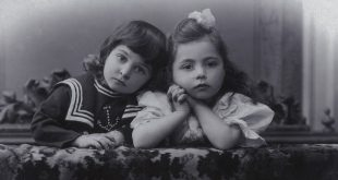 Детская мода. 100 лет назад.