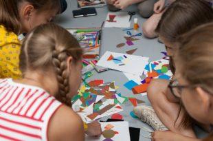 Образовательные курсы для детей в Мультимедиа Арт Музее.