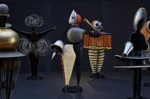 Оскар Шлеммер: танцующий художник.