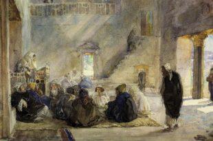 Неизвестные передвижники. Рисунок второй половины XIX века.