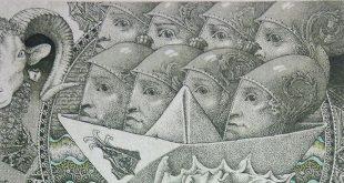 Юрий Яковенко. Сны античности.