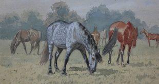 Лошадь в искусстве великих мастеров.