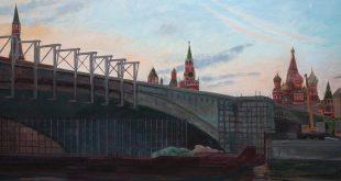 Новая Москва. Москва – прорыв в будущее.