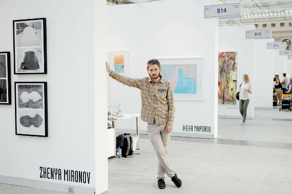 Евгений Миронов. Фотография: © А. Ковальчук. Предоставлено Евгением Мироновым.