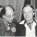 Андрей Вознесенский и Алан Гинсберг