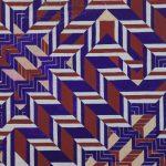 """А.А. Андреева """"Рисунок для ткани"""" 1960-1970-е"""