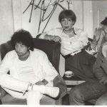 Боб Дилан и Зоя Богуславская. Переделкино, 1985