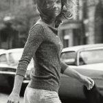 Жаклин Онассис в Нью-Йорке, 7 октября 1971