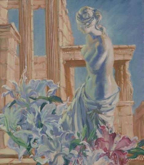 Владимир Надежин «Венера» 2003