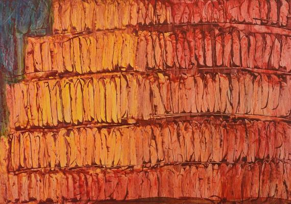 """Выставка """"Эмоционализм арт-движение / Emotionalism art-movement"""". Галерея """"ЗДЕСЬ"""" на Таганке."""