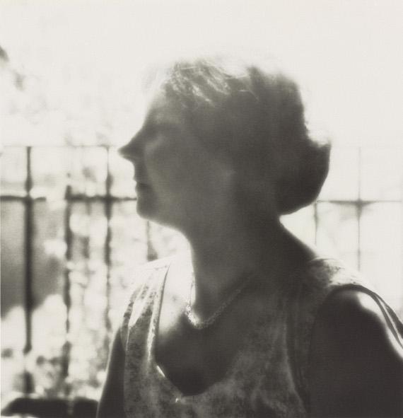Николай Лаврентьев «Профиль» 1950-е Частное собрание. Предоставлено: © Мультимедиа Арт Музей