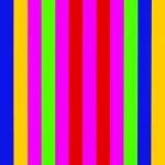 """Рихард Пауль Лозе """"Проникновение пяти цветовых групп"""" 1949-1970"""