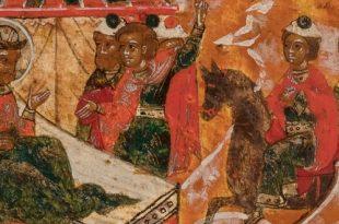 Лекция «Повесть о житии святых Петра и Февронии Муромских» инока Ермолая-Еразма».