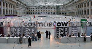 Cosmoscow подводит итоги 7-й Международной ярмарка современного искусства 2019 года.