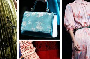 Неделя моды Китая «Шелковый путь».