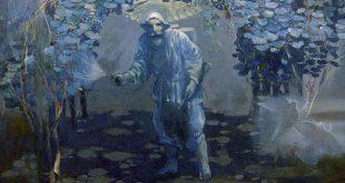 Выставка произведений Шалвы Бедоева и Олега Басаева.