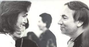 Поэт и леди. К истории отношений Андрея Вознесенского и Жаклин Кеннеди-Онассис.