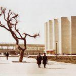 Дворец Искусств (Панорамный Кинотеатр) в Ташкенте