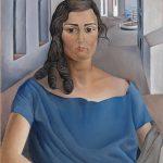 """Сальвадор Дали """"Портрет моей сестры"""" 1925"""