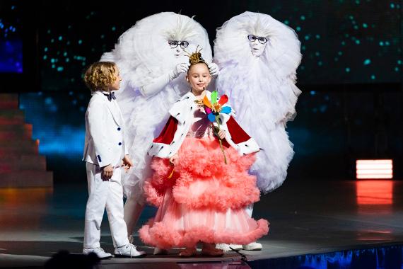Благотворительный фестиваль детского танца «Светлана» пройдет в Лужниках.