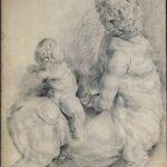 """Петер Пауль Рубенс """"Кентавр, покоренный амуром"""" Около 1505–1508"""