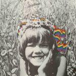 """Людмила Тарасова """"Плакат """"Мира и счастья вам, дети планеты!"""" 1987"""