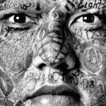"""Изабель Муньос """"Портрет члена банды мара. Из серии """"Марас"""" 2006"""