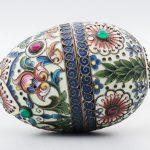Яйцо пасхальное. Москва, 1899-1908