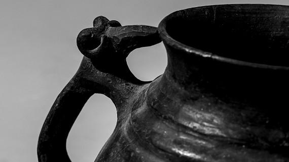 """Выставка """"Тотемы, мифы, образы. Зооморфная керамика I-III веков н.э"""". Государственный Музей Востока."""