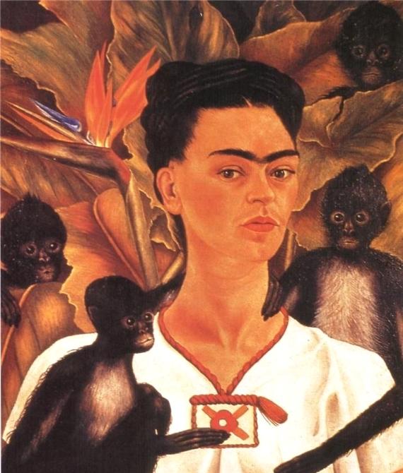 Лекция Елены Якимович «Мексиканская кухня Фриды Кало».