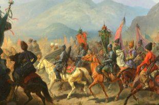 Империя и Кавказ. Оружие, обмундирование, ратные традиции.