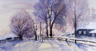 Михаил Кузнецов. Всё ещё зима.