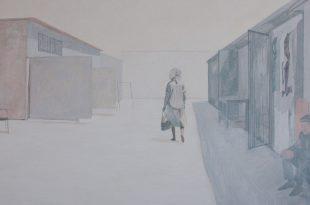 """Выставка """"Степь"""". AZOT Gallery в Арт-пространстве Cube.Moscow."""