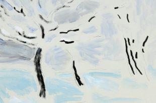 Фрагменты. Живопись и графика Юрия Ларина.