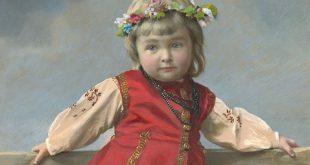 Первоцвет. Ранний цвет в русской фотографии.