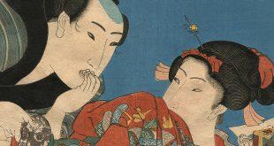 Сюнга. Откровенное искусство Японии. Из коллекции Кирилла Данелия.