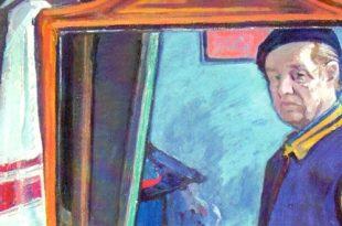 """Выставка """"Виктор Васин"""". Выставочный зал Московского Союза Художников на Кузнецком мосту, дом 20."""