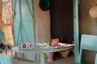 Рене Пруо и Анжелик Будэ. Свет Марокко.