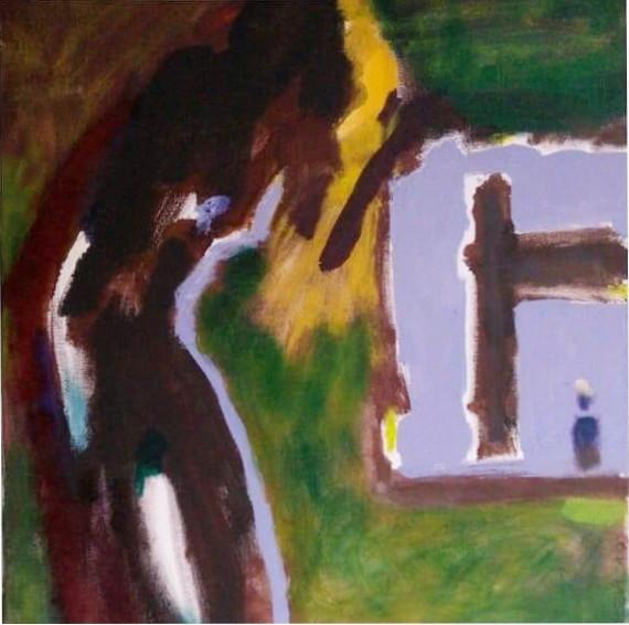 """Выставка """"Андрей Шилов и ученики. Живопись"""". Галерея ЗНУИ."""