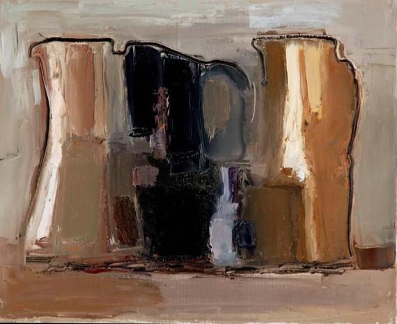 Михаил Бабенков «Натюрморт» 2002. Предоставлено автором.