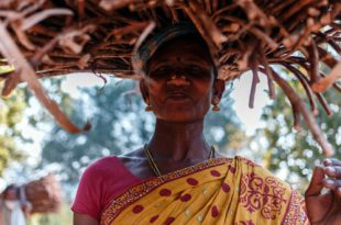 Саора. Племя. Индия.
