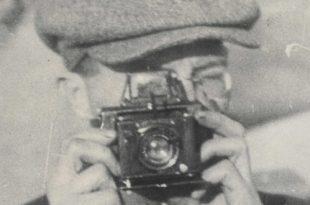 Илья Ильф — одесский москвич! Писатель с фотоаппаратом.