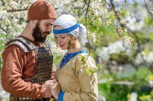 Образ средневековой женщины. Из истории русского города XI-XVII столетий.
